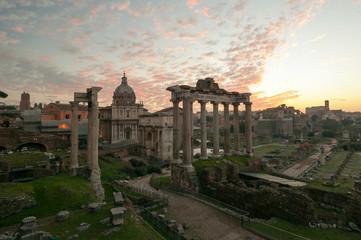 Roma Foro Romano Colle Palatino