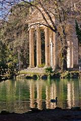 Tempio di Esculapio (Villa Borghese)