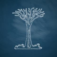 singapore tree icon