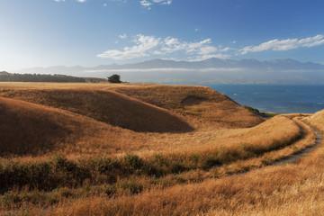 Views from Kaikoura Peninsula Walkway, New Zealand