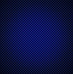 Blue technology background seamless perforated
