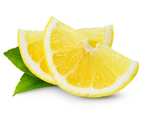 Aluminium Prints Fruits lemon
