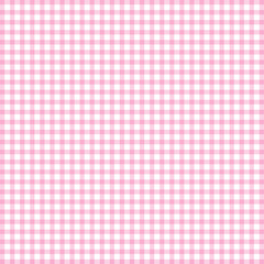 Pink chessboard icon great for any use. Vector EPS10.