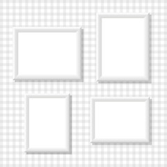 Modern frames icon great for any use. Vector EPS10.