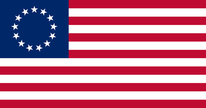 United States of America official flag