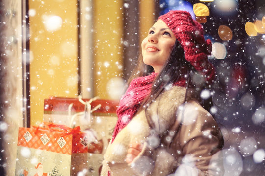 Beauty buy Christmas night shopping discounts