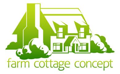 Farm cottage design