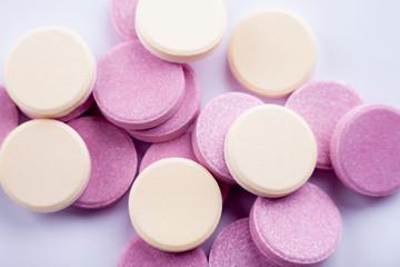 Canvas Prints Candy vitamins
