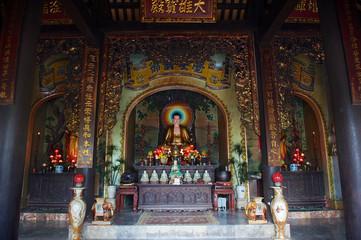 Tempel, Marble Mountains, Vietnam