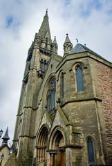 Free Church of Scotland view, Inverness, Scotland