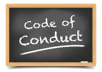Blackboard Code of Conduct