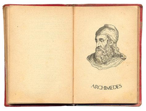 Archimedes illustration