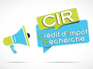 mégaphone : CIR