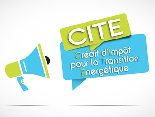 mégaphone : CITE