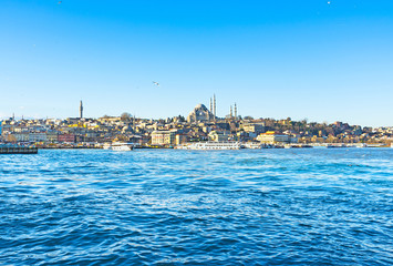 The old Istanbul