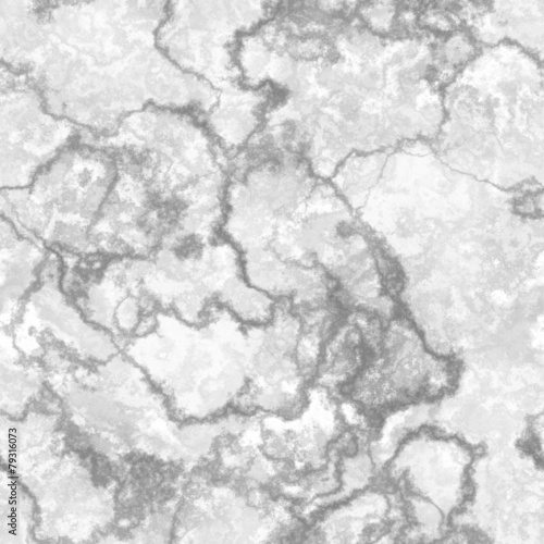 Seamless Grey Marble Texture Background