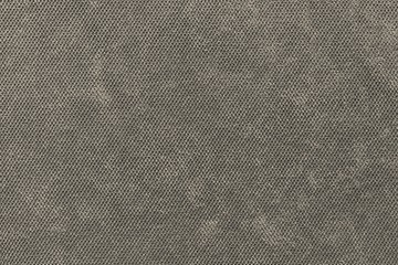 grained texture fabric of dark beige color