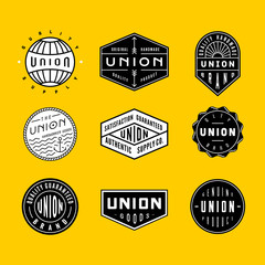 VINTAGE LOGO & BADGES 2