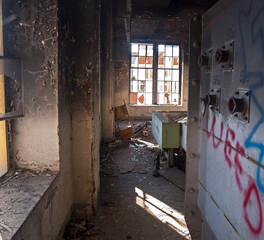 Einblicke in eine vergessene Fabrik