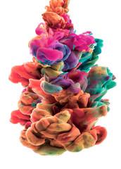 colorful color  drop