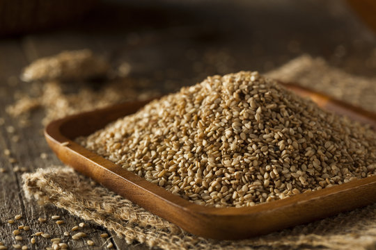 Raw Organic Sesame Seeds