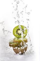 kiwi affettato splash