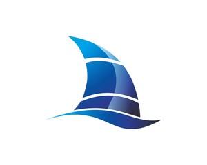 marine water logo