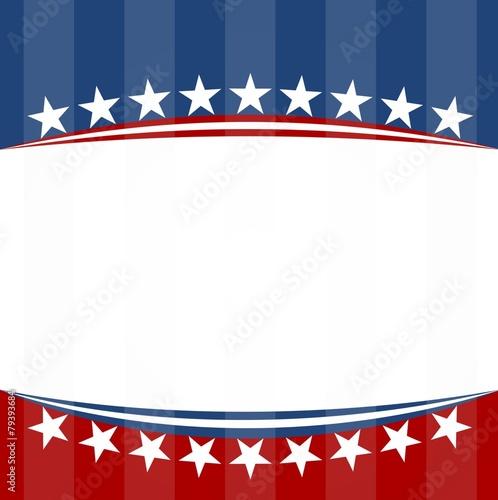 usa flag patriotic background illustration stock image and