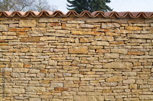mediterrane steinmauer stockfotos und lizenzfreie bilder auf bild 79401620. Black Bedroom Furniture Sets. Home Design Ideas