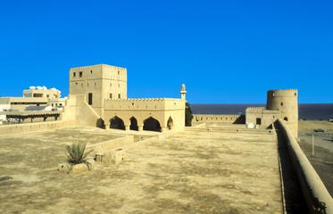 Sohar Fort Oman. castle