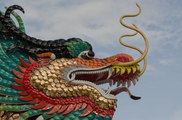 Wall Murals Dragons Colorful Dragons