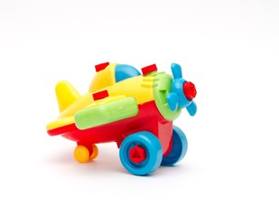 Toy designer plastics