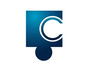 letter c puzzle