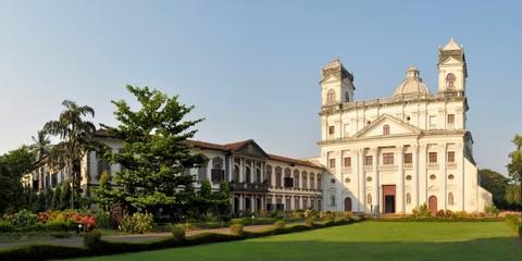 Church of Saint Cajetan in Old Goa, India