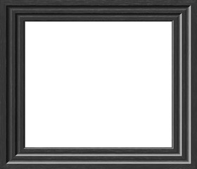 Faded Grey Paint Photo Frame.