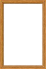 Wooden Photograph Frame.