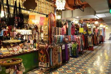 Foto op Aluminium Kuala Lumpur Central Market, Kuala Lumpur