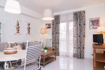 Furniture in the Apartmen