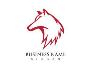 Head Wolf Logo 2