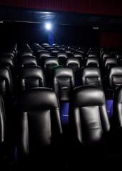 Empty Cinema Theater