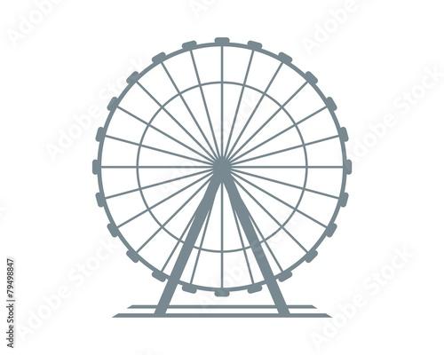 Ferris Wheel Ferris Wheel Vector Free Download