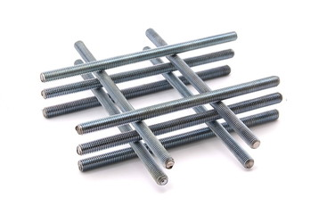 threaded steel