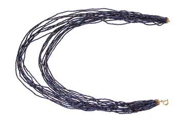 Twisted Beaded Neckwear