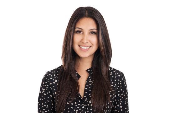 Business Woman Headshot Portrait