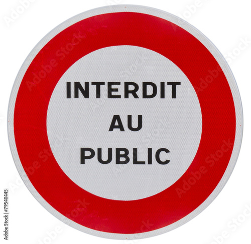 Panneau Interdiction A Imprimer Gratuit - Gamboahinestrosa