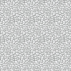 Vector illustration of alligator skin vector pattern nature