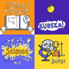 Science Design Concept