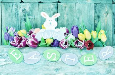 Frühling Karte Ostern