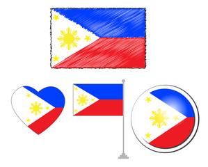 Philipine flags