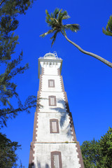 Lighthouse on Tahiti